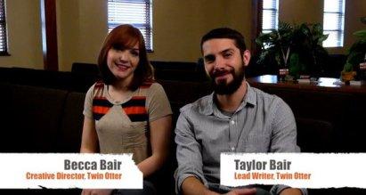 Becca Bair + Taylor Bair = Twin Otter